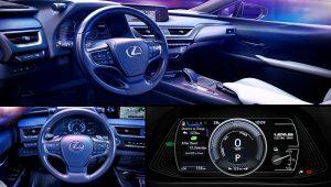 2021 Lexus UX 300e SUV Interior Inside