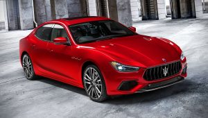 2021 Maserati Ghibli Trofeo Images Pictures