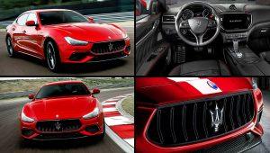2021 Maserati Sedan Ghibli Trofeo
