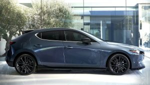 2021 Mazda 3 Hatchback AWD