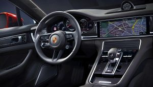 2021 Porsche Panamera Interior Inside