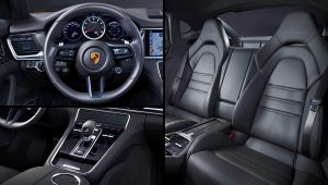 2021 Porsche Panamera Turbo S Interior
