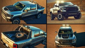 2021 Ram 1500 Mopar Accessories Parts