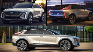 2023 Cadillac Lyriq Electric SUV