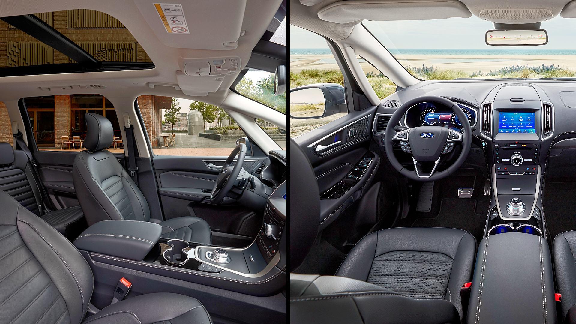 2020 Ford Galaxy Interior Inside