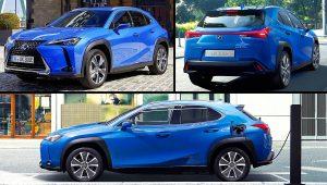 Lexus UX 2021 Electric SUV Models