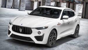 2021 Maserati Levante Trofeo SUV