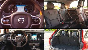 2020 Volvo XC90 T8 Hybrid Interior