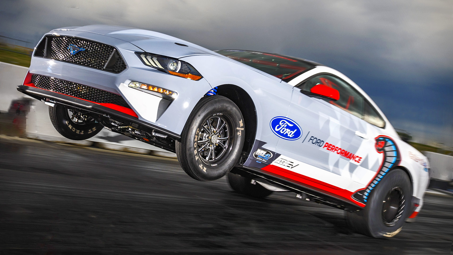 2020 Ford Cobra Jet Mustang 1400 Electric