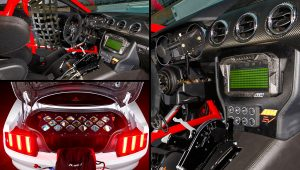 2020 Ford Mustang Cobra Jet Interior Inside