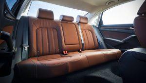 2020 Volkswagen Passat Inside Interior