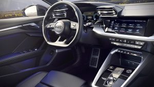 2021 Audi A3 E-Tron Interior