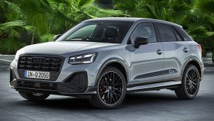 2021 Audi Q2 1