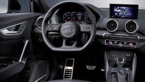 2021 Audi Q2 Interior Inside