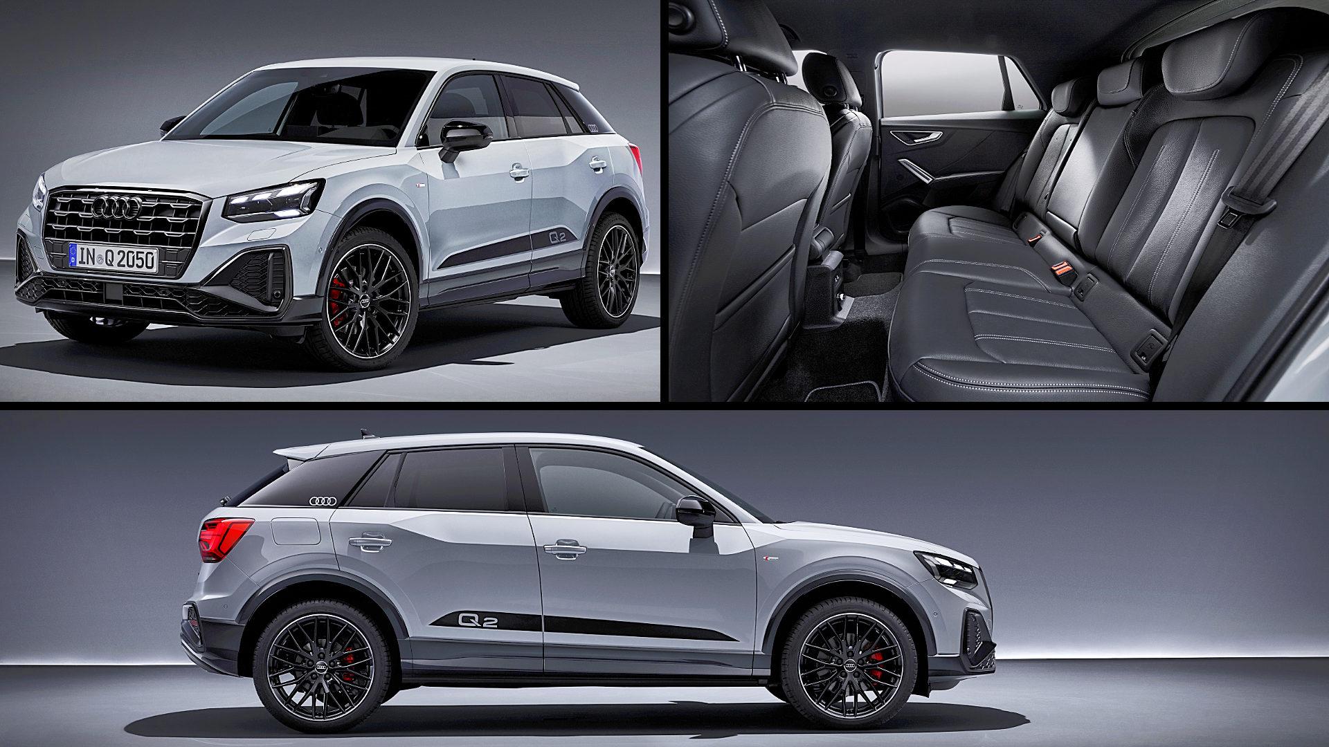 2021 Audi Q2 S Line USA