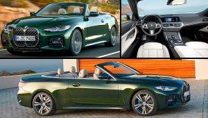 2021 BMW 4-Series Cabrio 430i