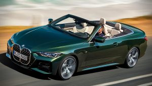 2021 BMW 4-Series Convertible M Sport