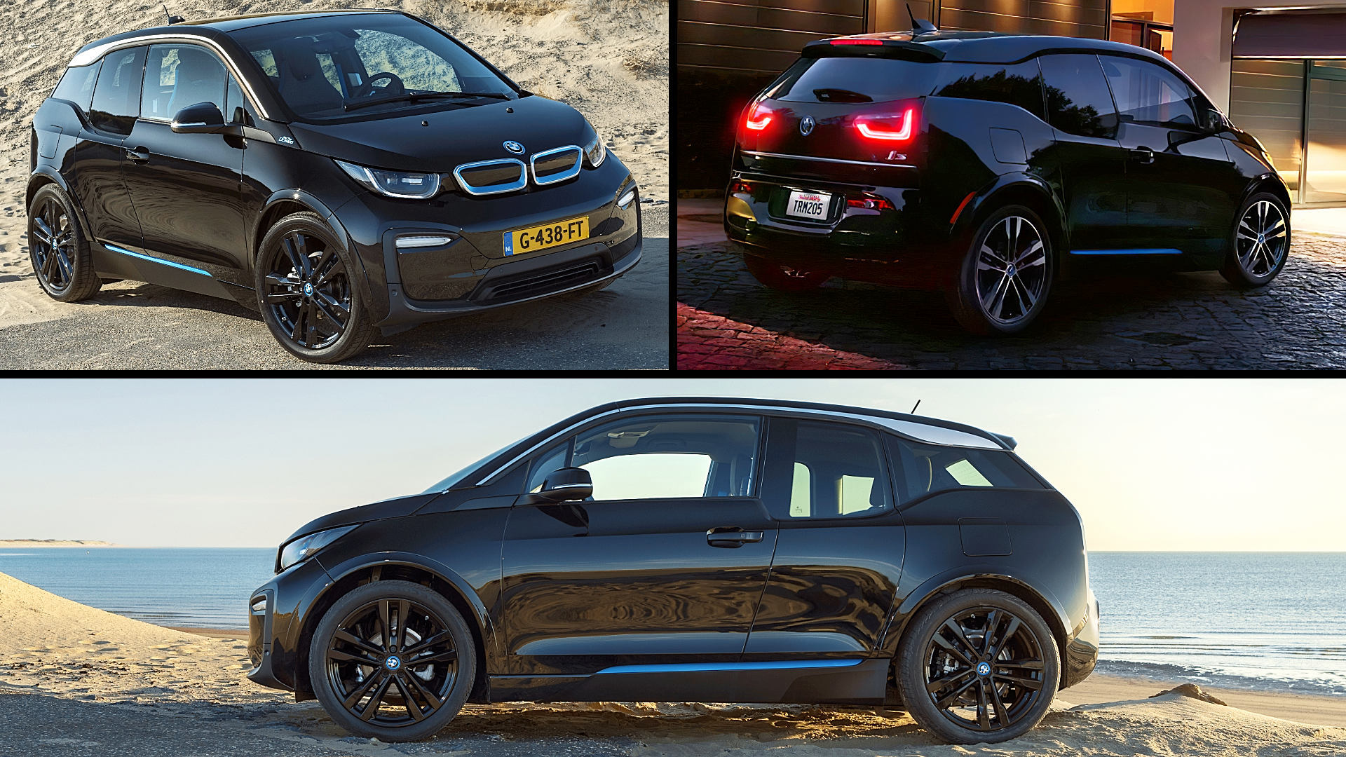 2021 BMW i3 Electric Sedan Images