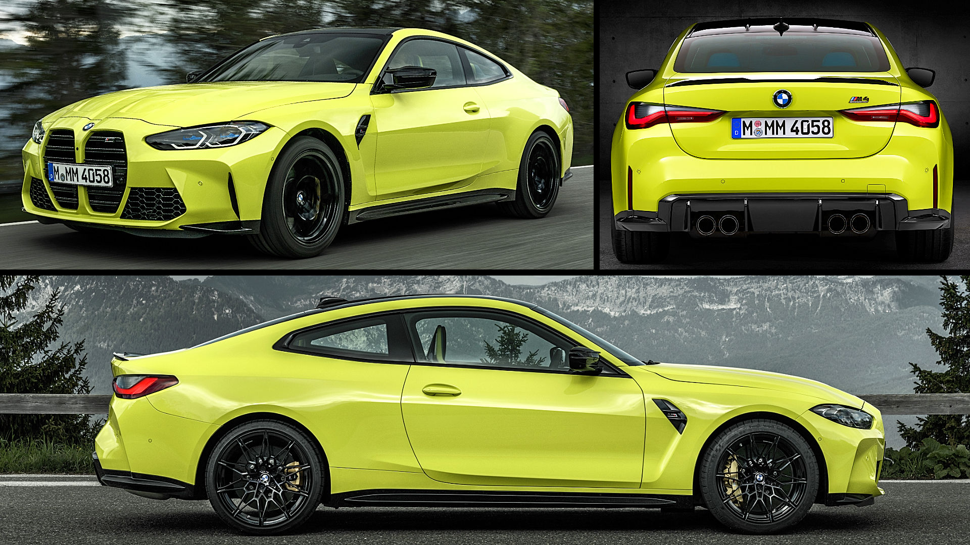 2021 BMW M4 Coupe Competition