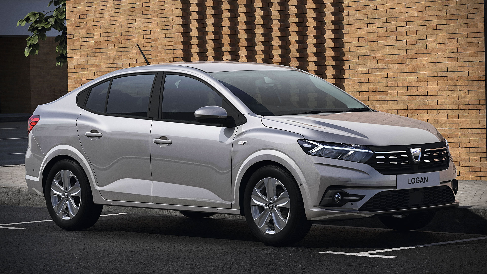 2021 Dacia Logan 1