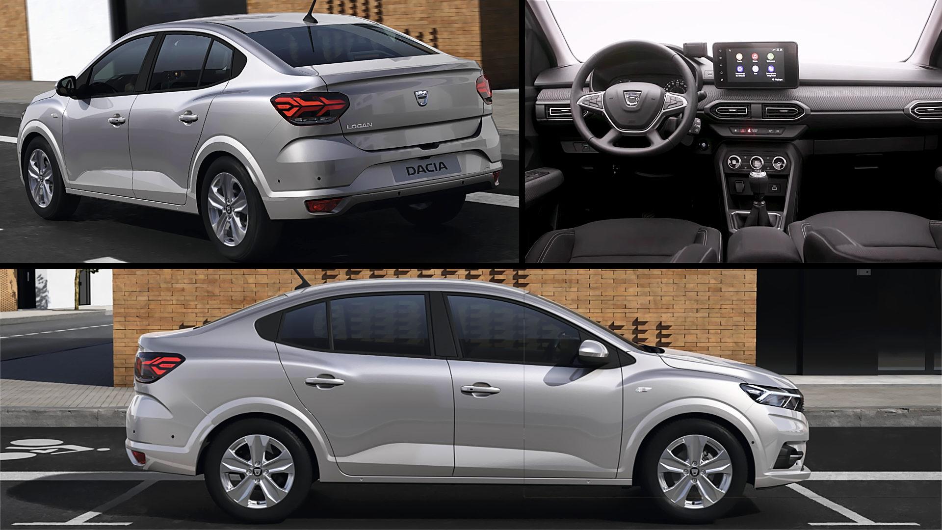 2021 Dacia Logan