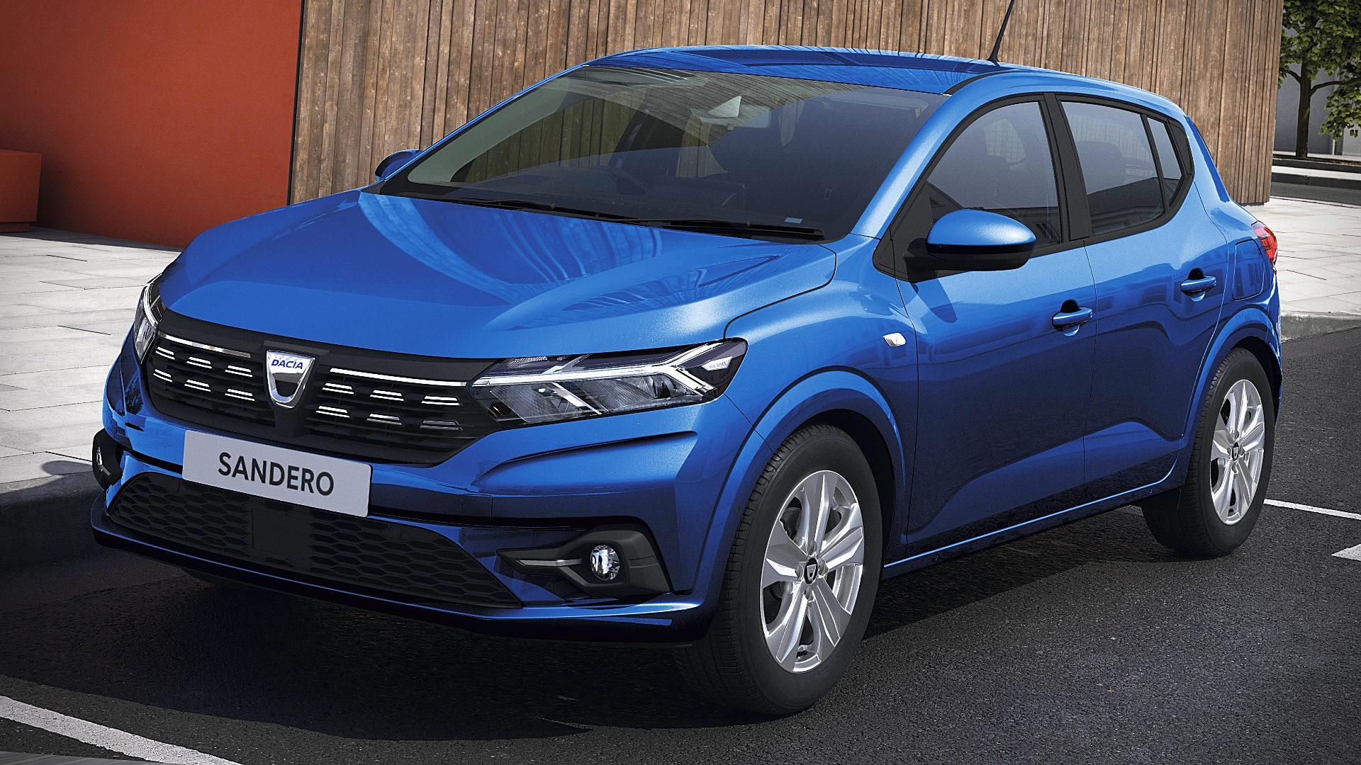 2021 Dacia Sandero 1