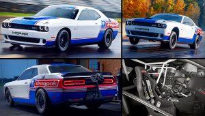 2021 Dodge Challenger Mopar Drag Pak
