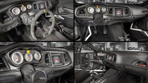2021 Dodge Challenger Mopar Drag Pak Interior