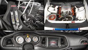 2021 Dodge Challenger Mopar Interior