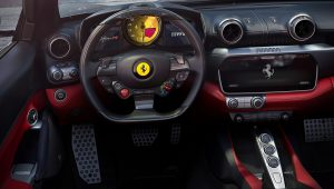 2021 Ferrari Portofino M Interior