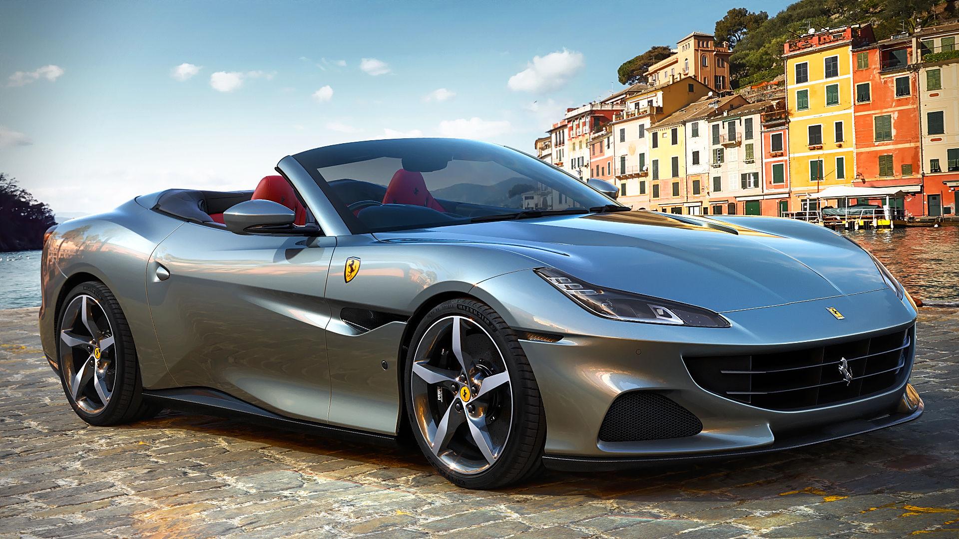 2021 Ferrari Portofino M Specs Wallpaper