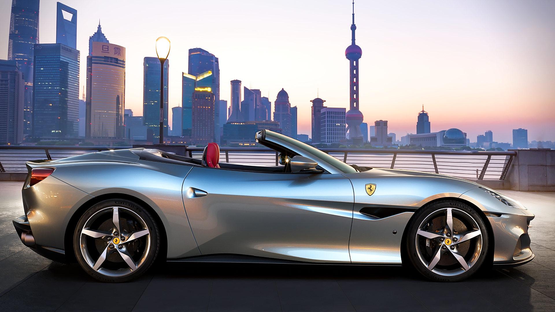 2021 Ferrari Portofino Wallpaper