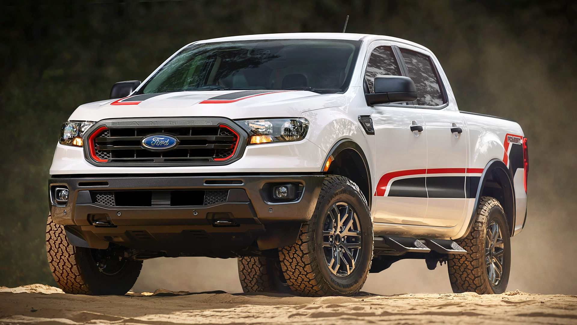 2021 Ford Ranger Tremor 1