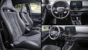 2021 Hyundai i30 N Interior Inside