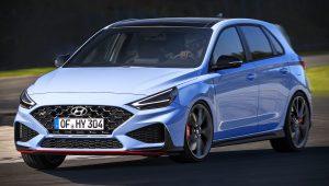 2021 Hyundai i30 1