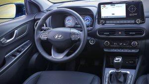 2021 Hyundai Kona Interior Inside