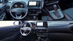 2021 Hyundai Kona N Line Interior