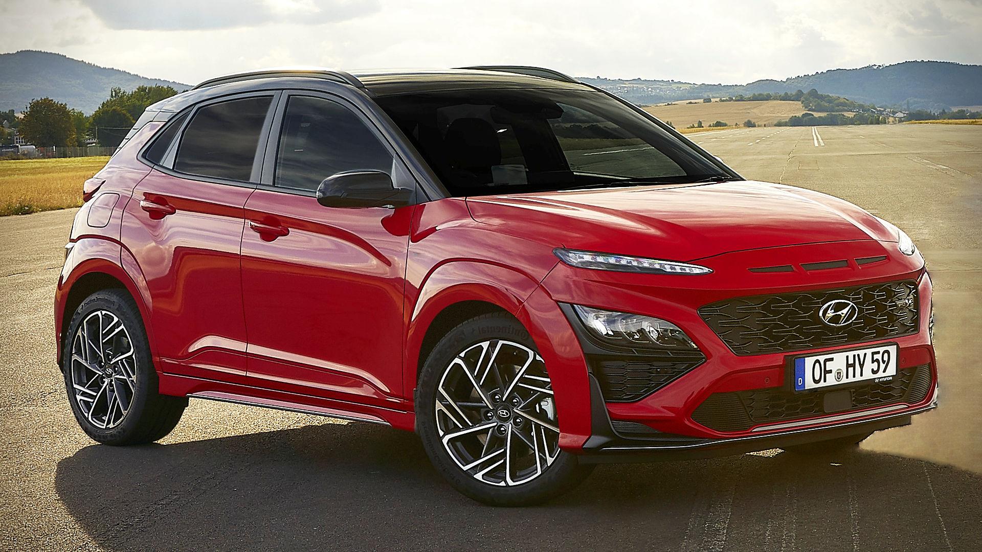 2021 Hyundai Kona 1