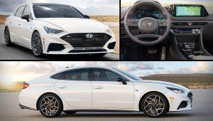 2021 Hyundai Sonata N Line Sport