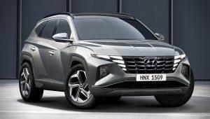 2021 Hyundai Tucson 1