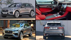 2021 Jaguar F-Pace Pictures Images