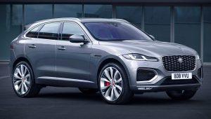 2021 Jaguar F-Pace 1