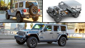 2021 Jeep Wrangler 4 Door