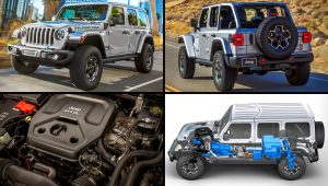2021 Jeep Wrangler 4×4 Rubicon Unlimited