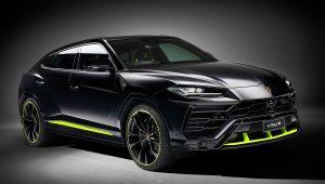 2021 Lamborghini Urus Black