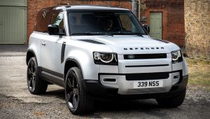 2021 Land Rover Defender 1