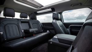 2021 Land Rover Defender 90 SE Urban Pack Interior