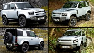 2021 Land Rover Defender 90 X Dynamic