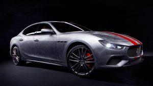 2021 Maserati Ghibli Trofeo Corse