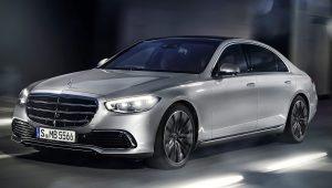2021 Mercedes-Benz S-Class 1